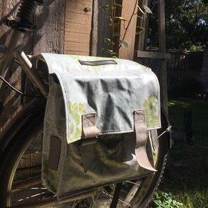 Handbags - Saddle bag/pannier - bought HANDMADE.